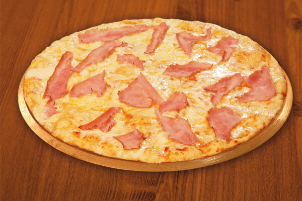 Pizza Presunto